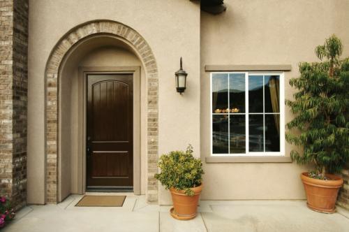 Входные двери с терморазрывом для загородного дома. Технические и эксплуатационные характеристики дверей с терморазрывом