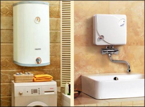 Что лучше проточный или накопительный водонагреватель. Какой водонагреватель лучше: проточный или накопительный