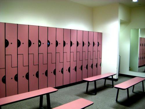 Шкафчики в раздевалки для спортзала. Варианты шкафов в раздевалки фитнес клубов, советы по выбору